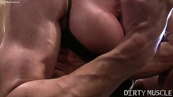Big clit, Bodybuilder, Bodybuilding