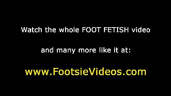 Foot, Footjob, Foot fetish