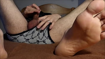 Self, Hairy anal, Gay toy