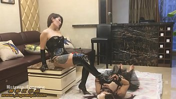 Chinese femdom, Chinese foot, Foot slave, Chinese slave, Asian femdom, Femdom chinese