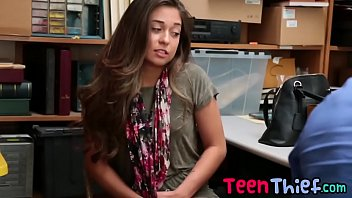 Teens, Shoplifter