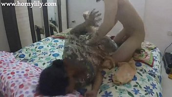 Drunk, Indian mom, Indian maid, Lesbian mom, Asian teen, Asian lesbian