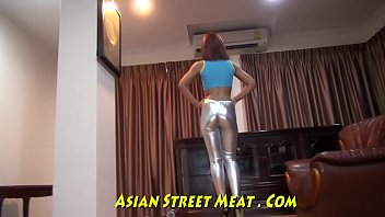 Thailand, Chinese teen, Chinese hotel, Chinese stocking, Cash, Chinese bondage