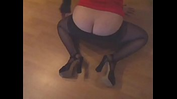 Turkish, Lingerie, Mature stocking