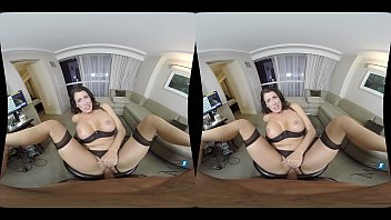 Reagan foxx, Virtual sex, Virtual, Mature pov, Milf stocking
