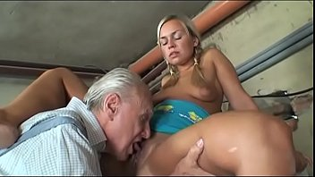Granny anal, Granny sex, Young old