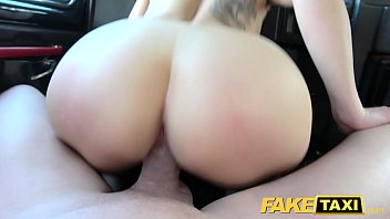 Orgasm, Fake taxi, Czech taxi, Taxi fake