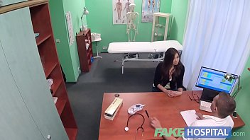 Doctor, Hospital, Exam, Hidden camera, Fake doctor, Multiple orgasm
