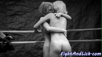 Panty, Wrestling, Panties, Boxing, Catfight, Sexfight