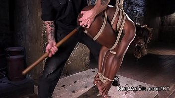 Tied, Hogtied, Rope
