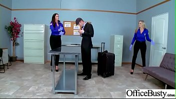 Anne, Julia, Alison tyler, Ann, Office sex, Alison
