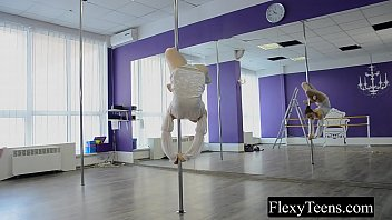 Sport, Fitness, Ballet, Bridge, Flexible, Gymnastic
