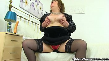 Old mature, Granny pussy, English, Old grandma