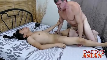 Tickling, Tickle, Gay asian, Gay daddy, Old daddy, Asian old
