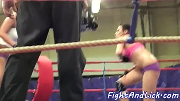 Fight, Wrestling, Box, Ring, Fighting