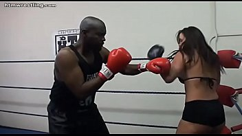 Sport, Sports, Mixed, Box, Christina, Fighting