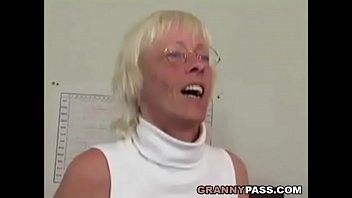 Grandmother, Gilf, Office busty, Old women, Old granny, Saggy tits