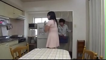 Japanese teen, Plumber, Housemaid
